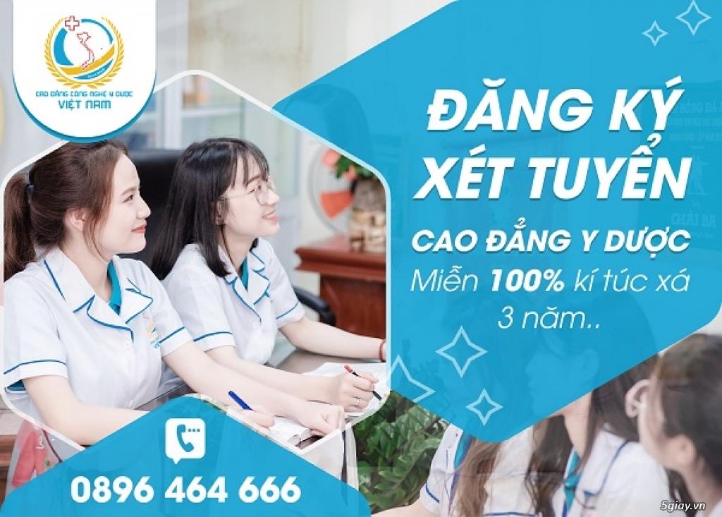 Trường Cao đẳng Công nghệ Y - Dược Việt Nam
