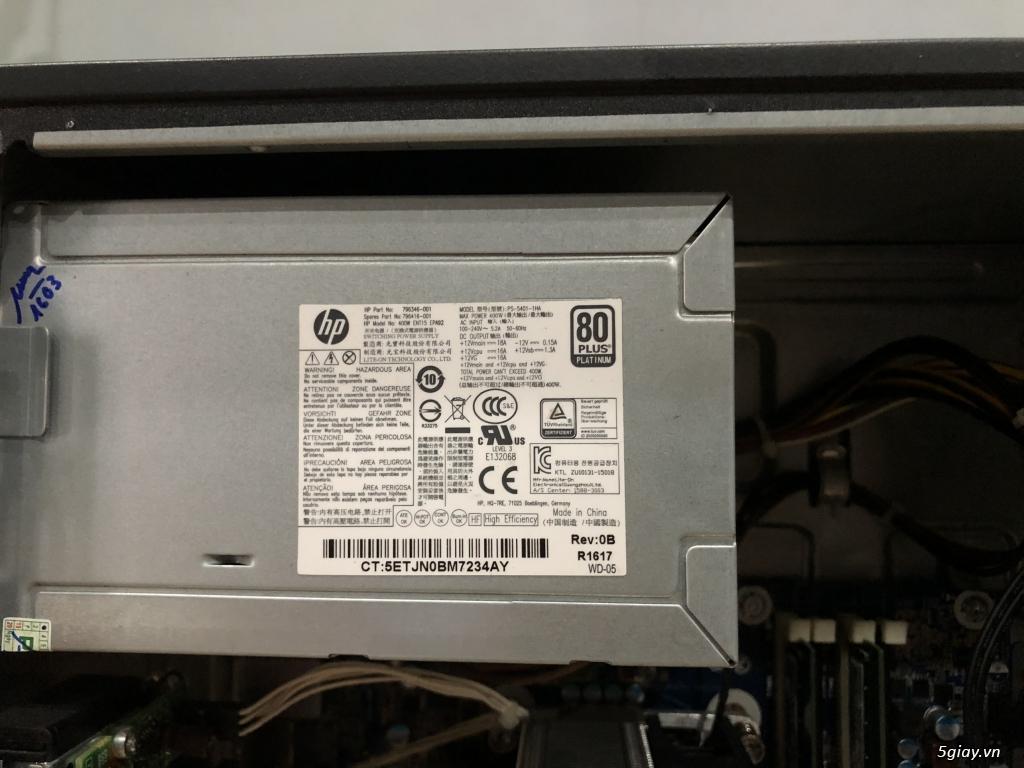 Máy bộ HP Workstion Z240 chuyên đồ họa GAME, đẹp như mới - 6