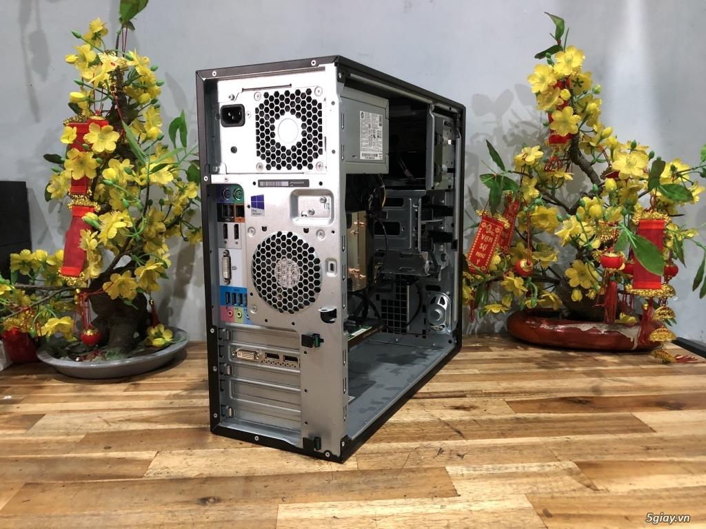 Máy bộ HP Workstion Z240 chuyên đồ họa GAME, đẹp như mới - 8