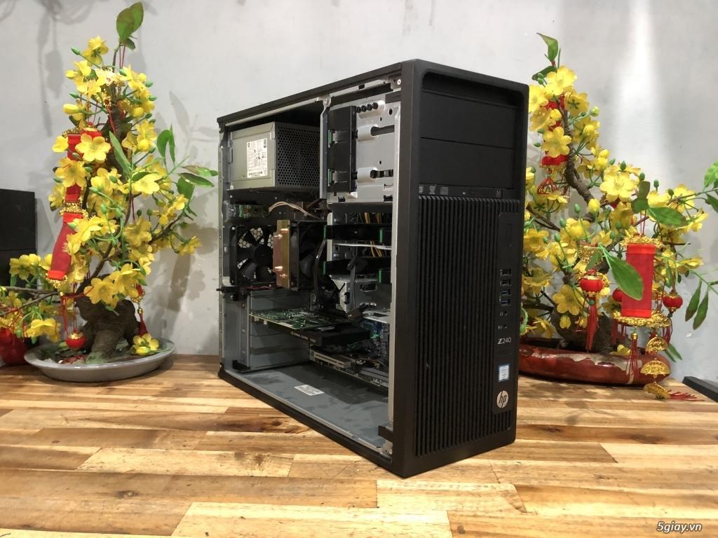 Máy bộ HP Workstion Z240 chuyên đồ họa GAME, đẹp như mới