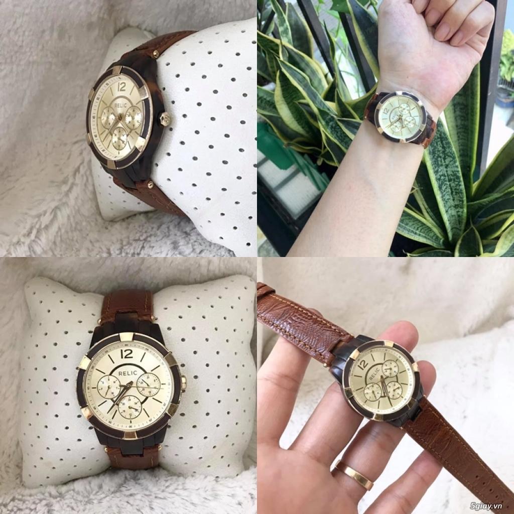 Kho đồng hồ xách tay chính hãng secondhand update liên tục - 1