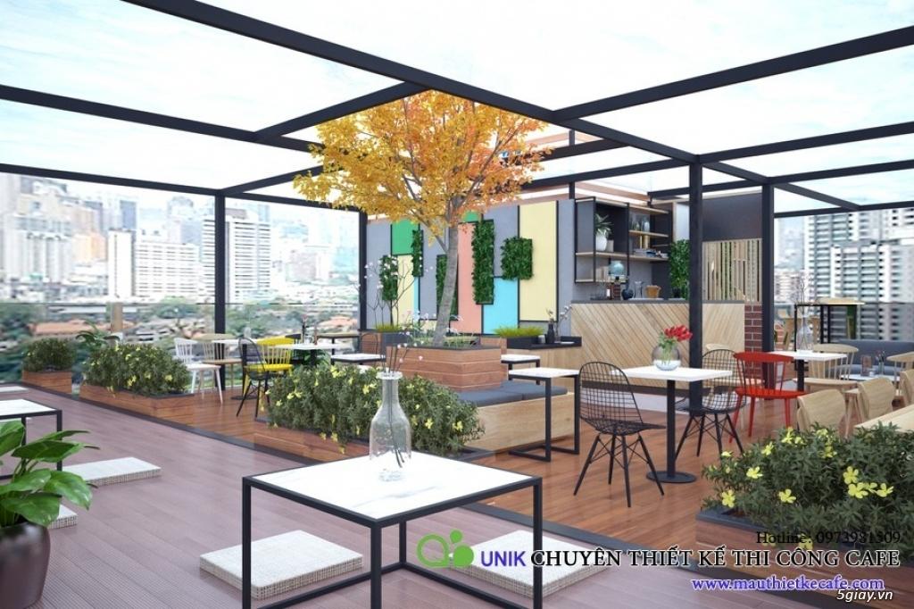Quy trình thiết kế quán cafe Indochine đúng chuẩn