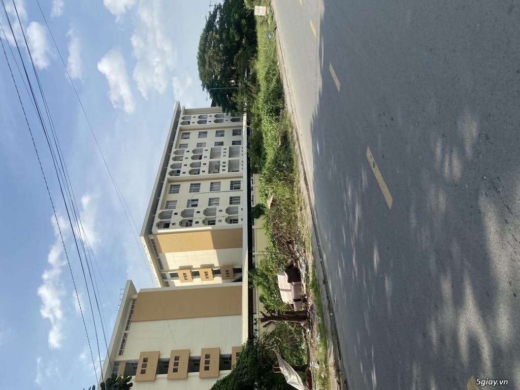 Nhà mặt tiền đường phạm đức sơn p16 q8 sát bên trường ĐH kinh tế tphcm - 2
