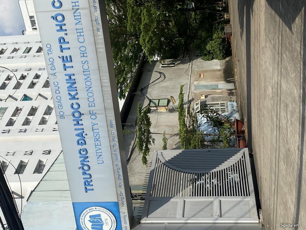 Nhà mặt tiền đường phạm đức sơn p16 q8 sát bên trường ĐH kinh tế tphcm - 3