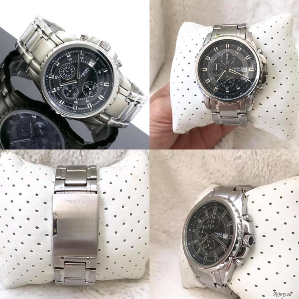 Kho đồng hồ xách tay chính hãng secondhand update liên tục - 17