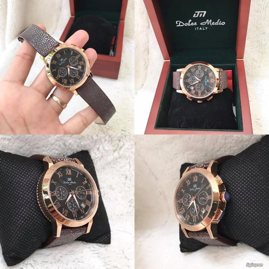 Kho đồng hồ xách tay chính hãng secondhand update liên tục - 15