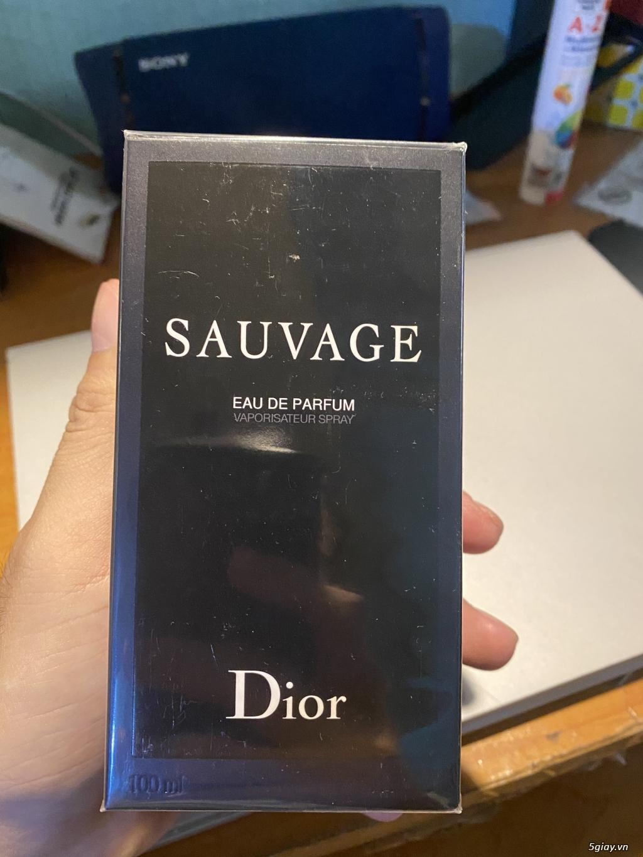 Cần bán: Nước hoa Dior Sauvage EDP 100ml – Fullseal