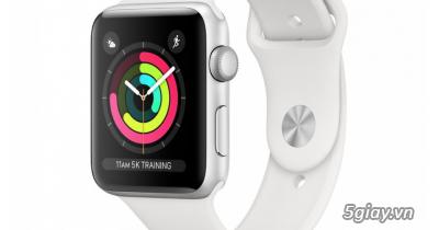 Đồng Hồ Thông Minh Apple Watch Series 3 GPS - XẢ KHO BÁN LỖ