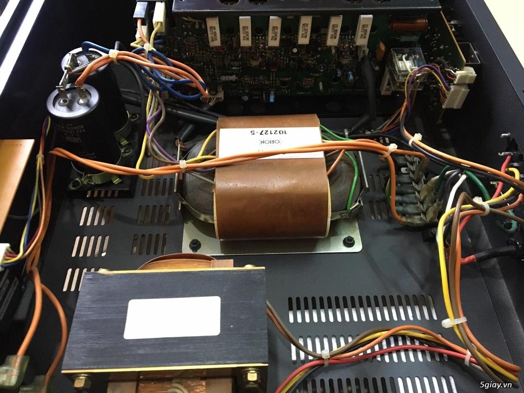 Power Yamaha 2 kênh-4 kênh-monoblock - 16