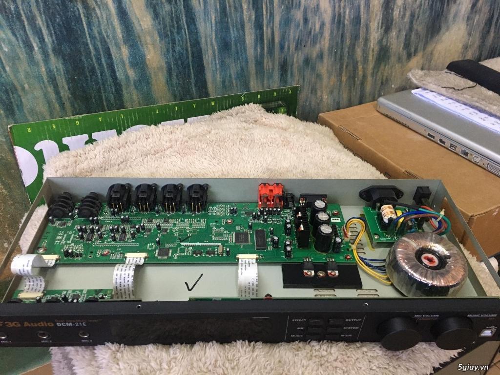 Ampli BMB - DAM - Mixer số - 30