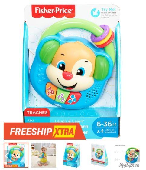 shopdigite chuyên đồ chơi nhập Mỹ (Fisher Price, Lego, VTech, Crayola) - 5