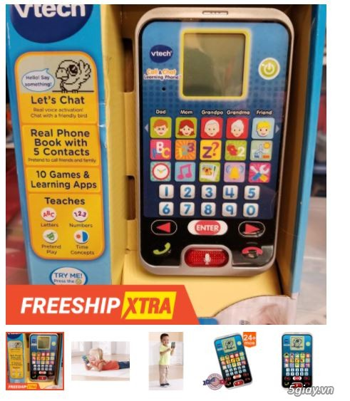 shopdigite chuyên đồ chơi nhập Mỹ (Fisher Price, Lego, VTech, Crayola) - 2