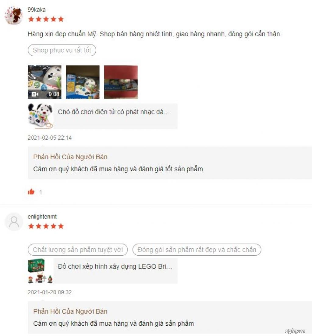 shopdigite chuyên đồ chơi nhập Mỹ (Fisher Price, Lego, VTech, Crayola) - 15