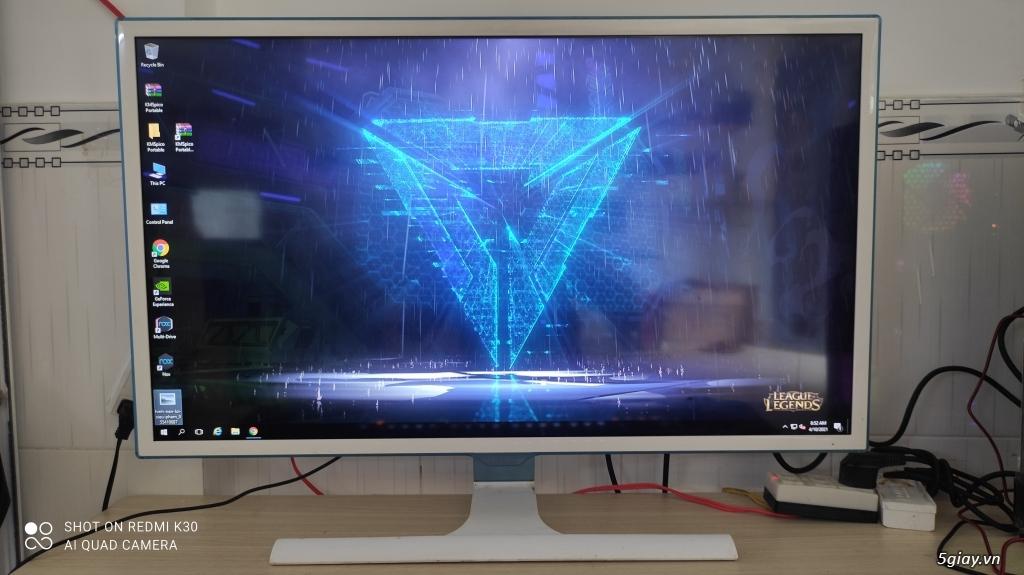 Bộ PC giá rẻ LED đẹp đồng bộ,chơi game mượt mà - 5