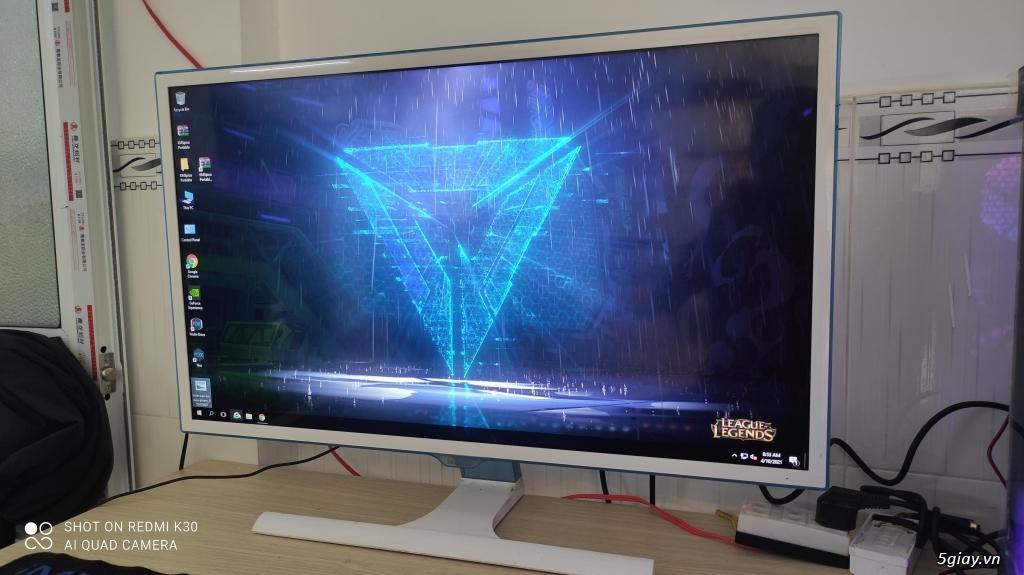 Bộ PC giá rẻ LED đẹp đồng bộ,chơi game mượt mà - 7