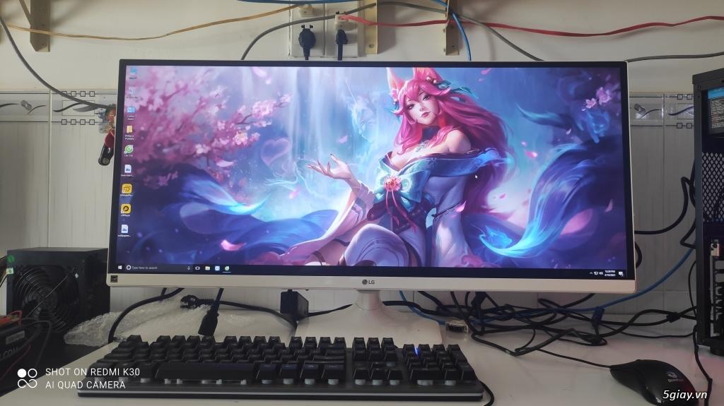 Vài màn hình LG 34inch 2k cho ae chơi game or làm đồ họa.