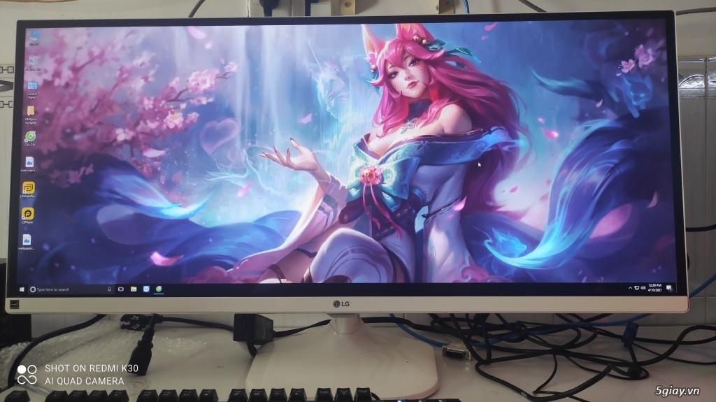 Vài màn hình LG 34inch 2k cho ae chơi game or làm đồ họa. - 2