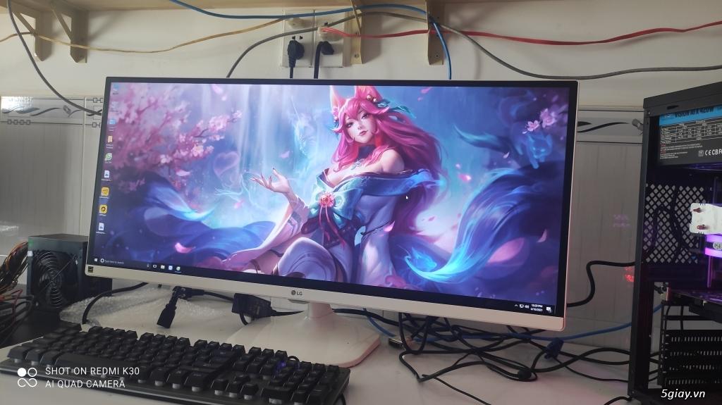 Vài màn hình LG 34inch 2k cho ae chơi game or làm đồ họa. - 3