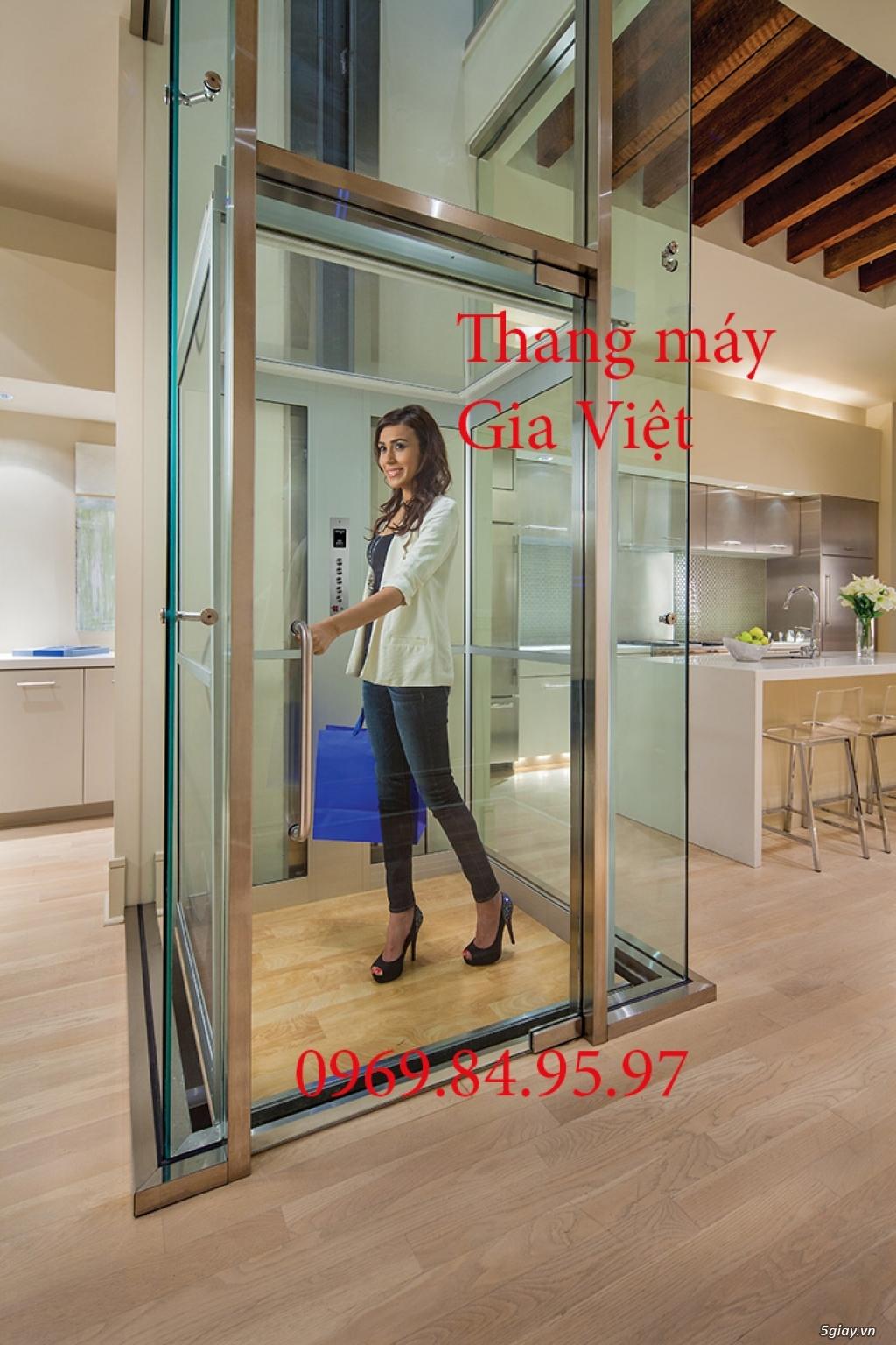 Cung cấp thang máy lồng kính tại Hà Nội và các tỉnh thành miền bắc. - 1