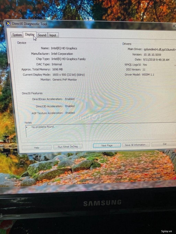 HP CORE I3 3220 4 CPU- DDR 3 08GB- HDD 250 GB- VGA OB 1.6 GB- DVD RW - 3