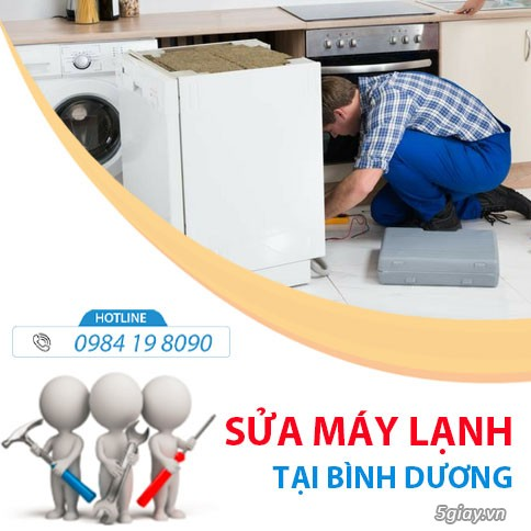 Sửa máy giặt tại Bình Dương - 2