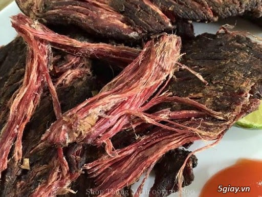 Đặc sản thịt trâu gác bếp hà giang chất lượng, uy tín, giá rẻ - 5