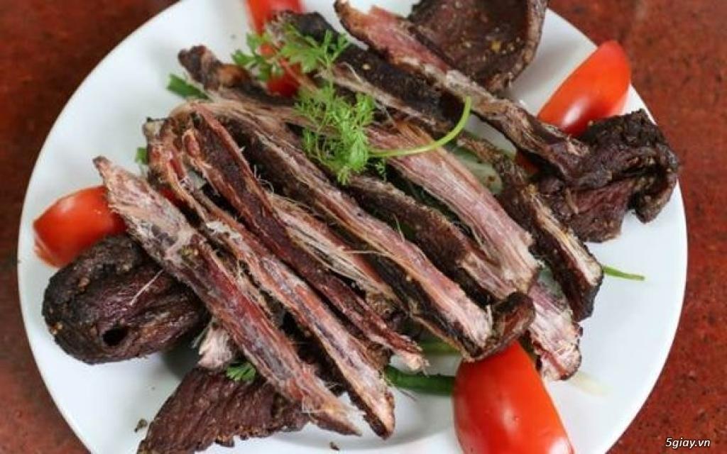 Đặc sản thịt trâu gác bếp hà giang chất lượng, uy tín, giá rẻ - 6
