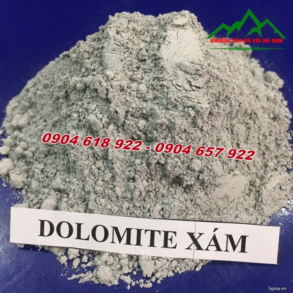 Địa chỉ cung cấp Dolomite ngành phân bón số 1 toàn quốc