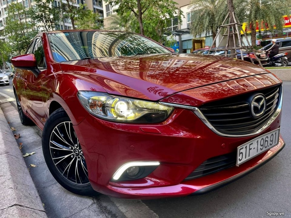 Mazda 6 sx 2015 Biển Sài Gòn - 2