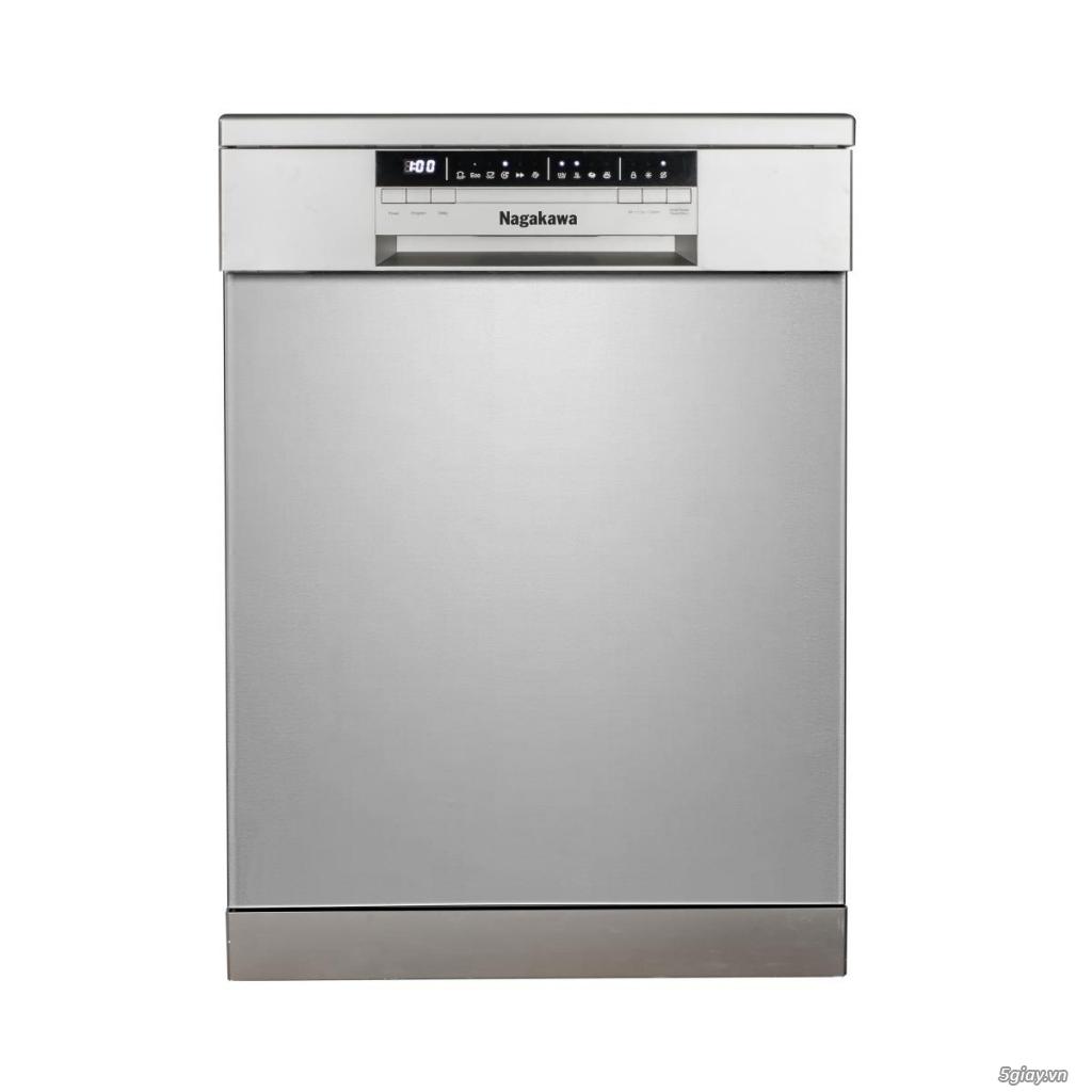 Máy rửa bát Nagakawa NAG3601M15 mỗi gia đình nên mua