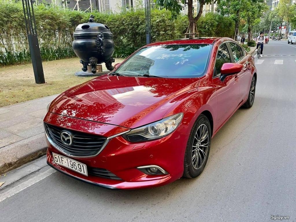 Mazda 6 sx 2015 Biển Sài Gòn - 3
