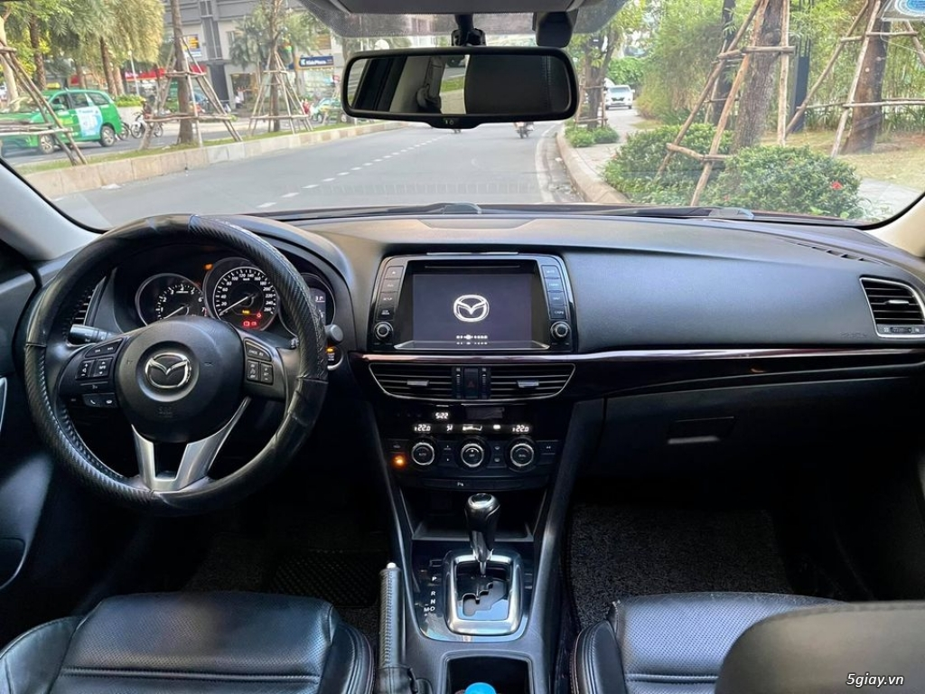 Mazda 6 sx 2015 Biển Sài Gòn - 6