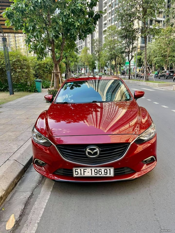 Mazda 6 sx 2015 Biển Sài Gòn - 4