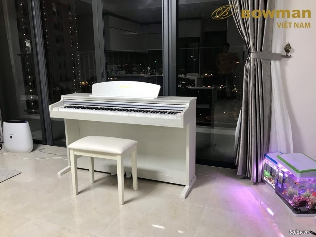 Lắp đặt Bowman PIANO CX-250 màu trắng cho khách hàng người Hàn Quốc - 4