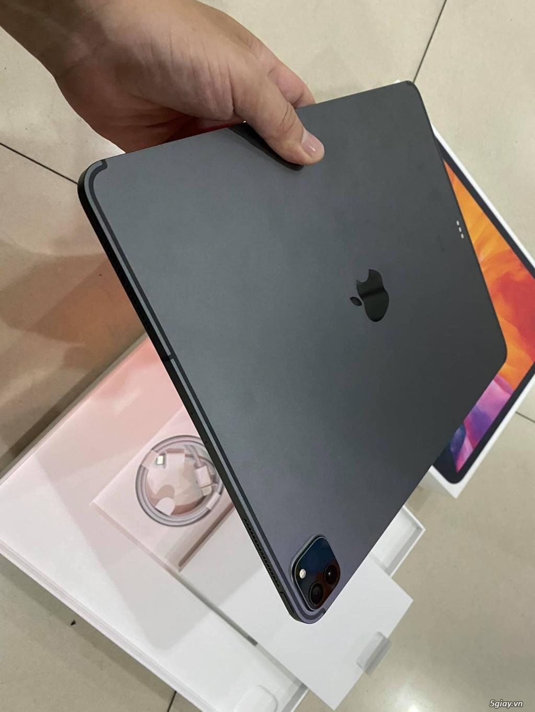 ipad pro 12.9 inch ( 2020 ) gen 4 LTE ( 4G + wifi ) 1TB new open box - 1