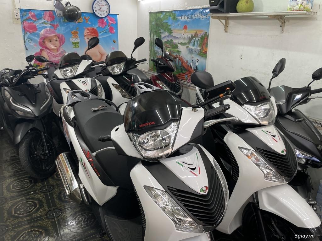 Mua bán trao đổi các loại xe máy
