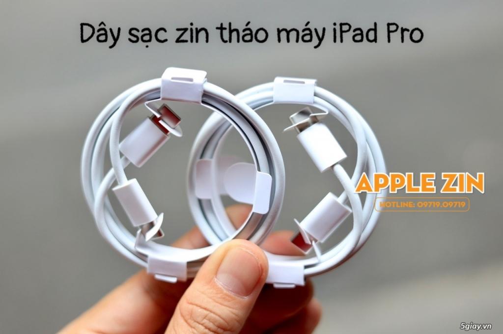 Sạc Nhanh 18W-20W zin máy iPad Pro 2018/2020/iPad Air 4 - 1