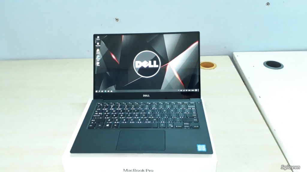 Dell Xps 9350 I7 6560U,16G, SSD512G, 3K Touch