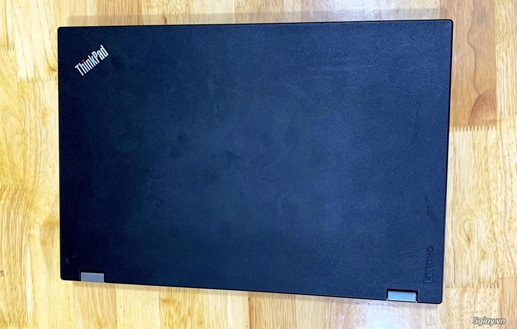 Lenovo Thinkpad L560 Core i5-6300U Ram 8GB SSD240GB VGA ON Màn 15.6 In - 1
