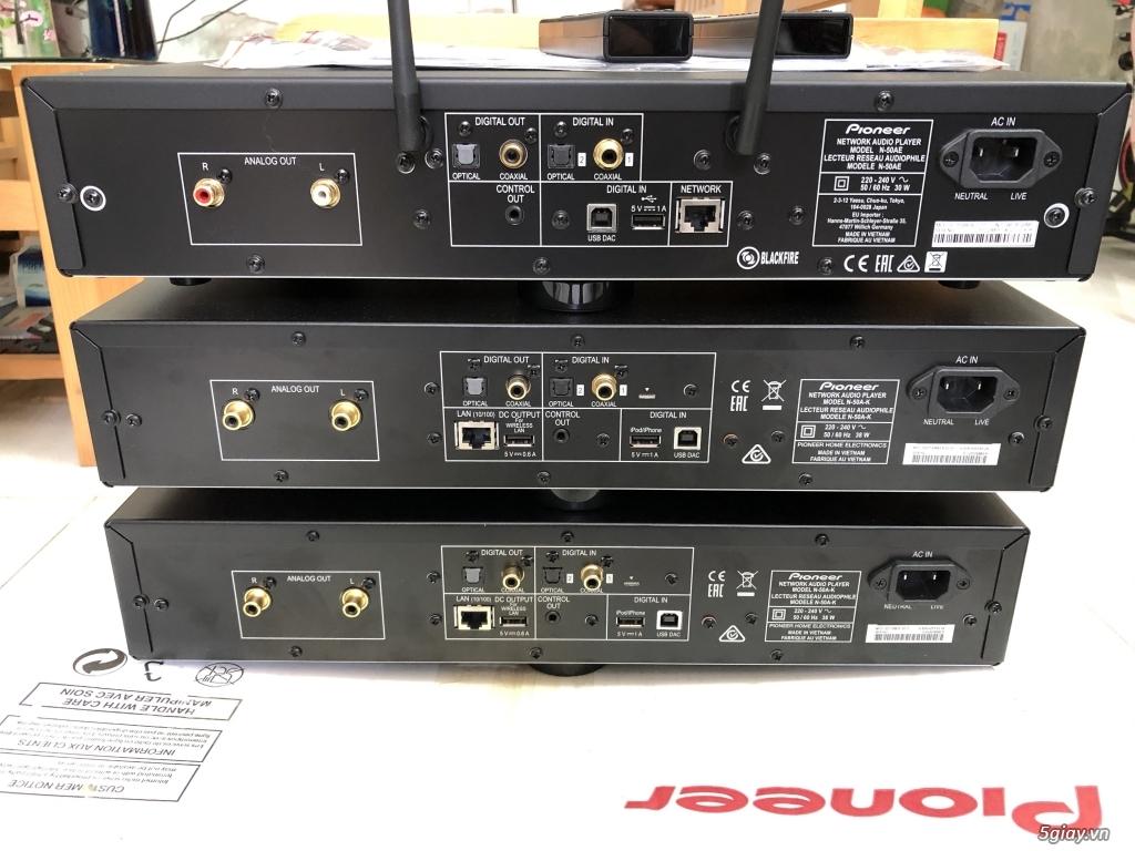 Pioneer N50AE 220V DAC giải mã nhạc số cao cấp - 1