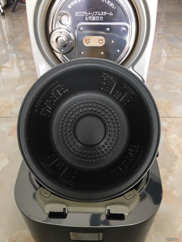 Nồi cơm điện panasonic cốc nước bù ẩm có áp suất - 3