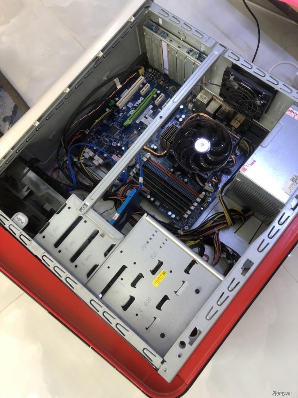 DELL Studio i7-920 RAM 16Gb SSD 128G GT740 2GB - 2