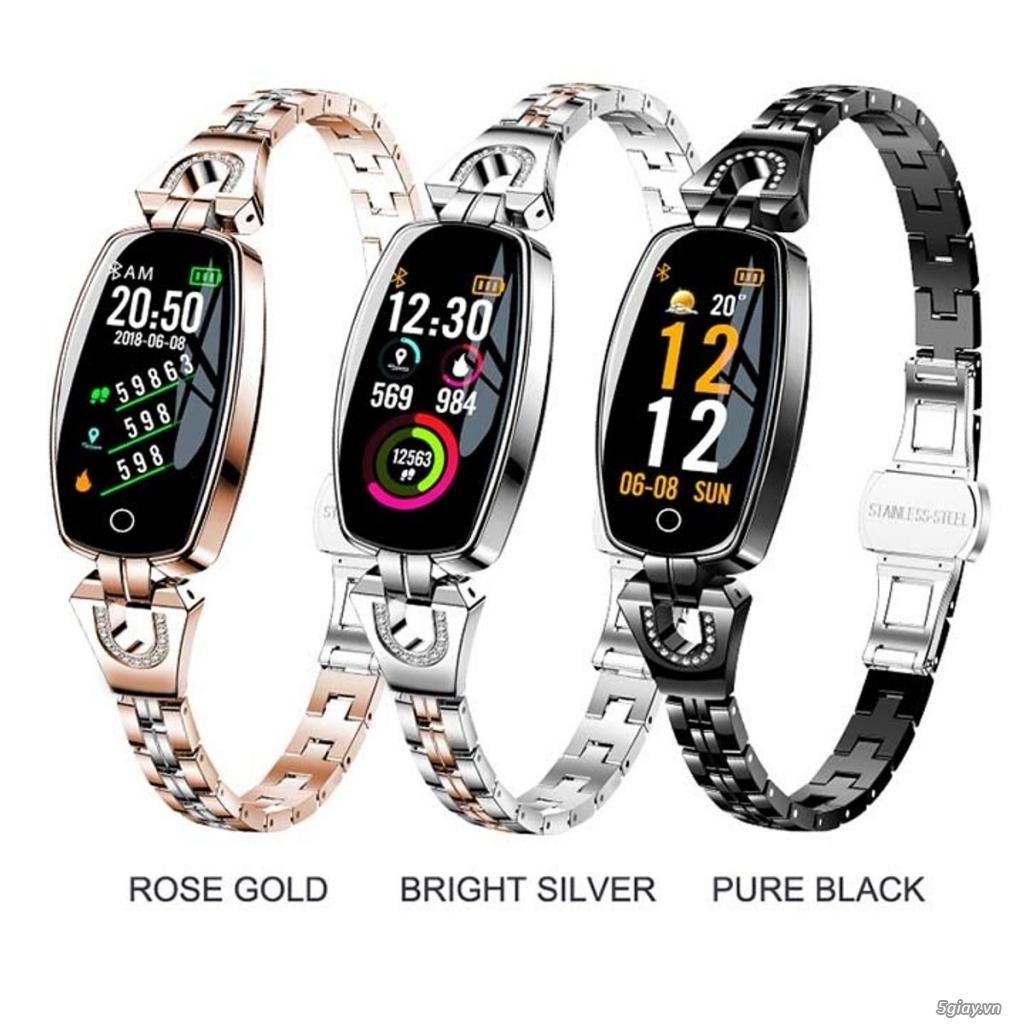 Đồng hồ thông minh dành cho nữ H8 LEMFO - 1