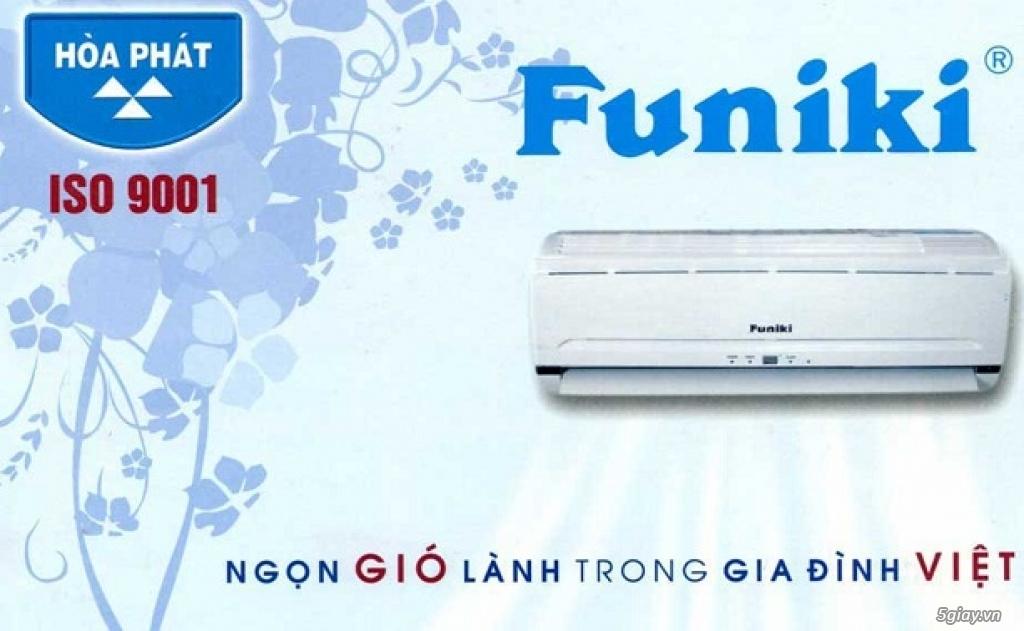 Những lý do thuyết phục bạn nên mua điều hòa máy lạnh Funiki 12000btu