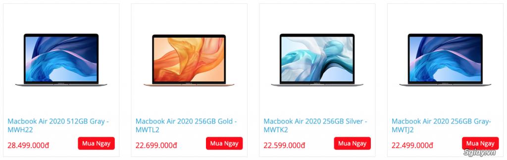 Tất cả các sản phẩm Apple - 22