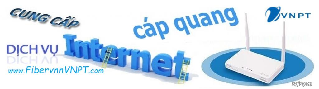 VNPT HCM khuyến mãi miễn phí lắp đặt internet cáp quang WiFi FiberVNN - 2