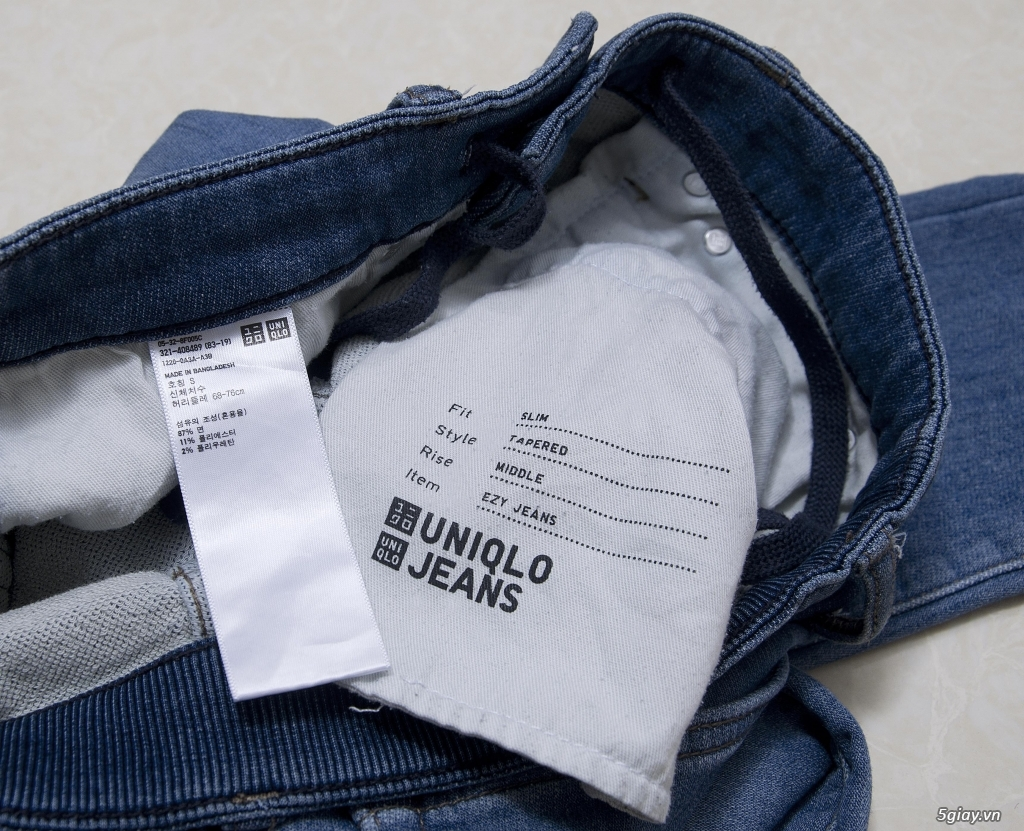 Jeans Authentic end nhanh 22h59' - 3/6/2021. - 3