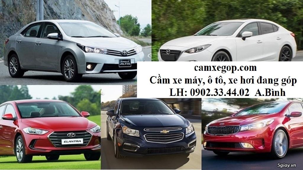 Cầm ô tô,xe hơi,oto xe máy đang trả góp ngân hàng - 9