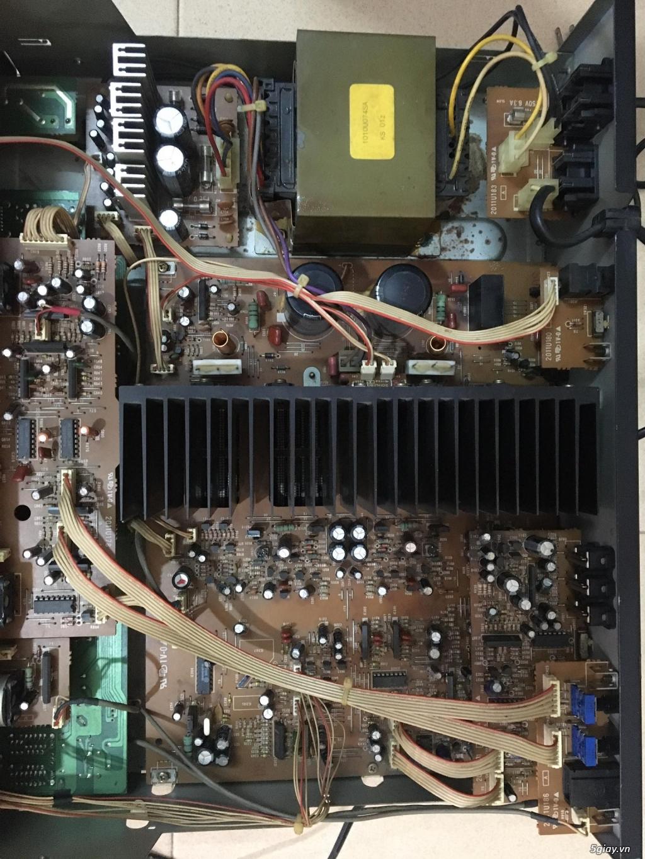Ampli BMB - DAM - Mixer số - 8