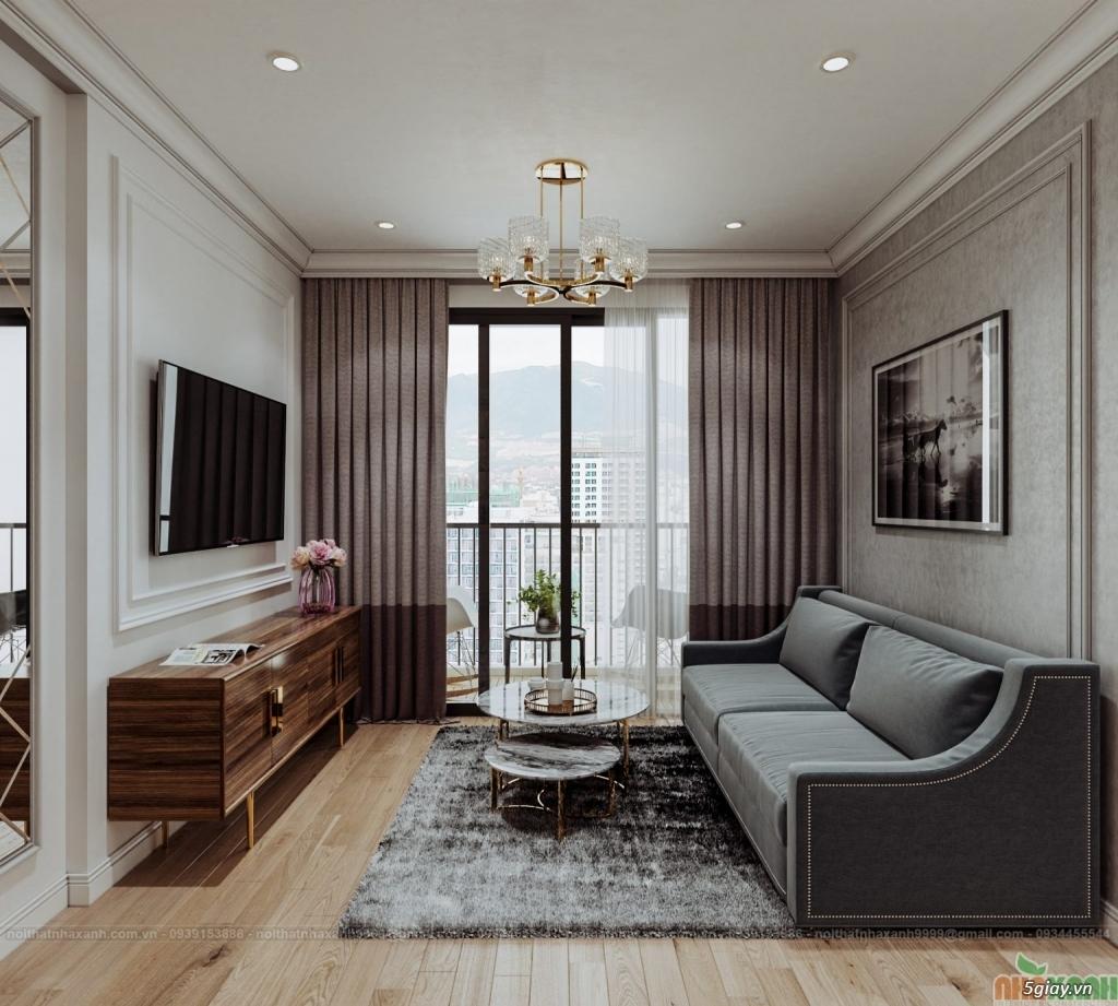 Những sai lầm phổ biến khi tự thiết kế nội thất chung cư
